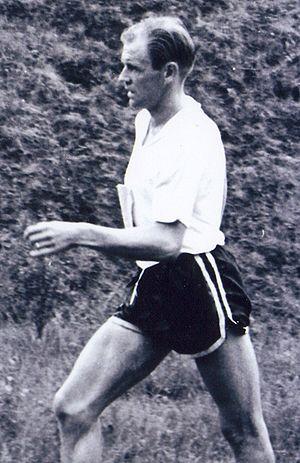 Stig Lindberg (racewalker) - Image: Stig Erik Lindberg
