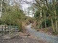 Stile on The Sandstone Trail - geograph.org.uk - 1735039.jpg