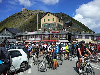 Stelvio Pass - Stelvio Bike Day 2013