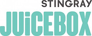 Stingray Juicebox Canadian television channel