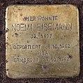 Stolperstein Dortmunder Str 13 (Moabi) Noemi Eisemann.jpg
