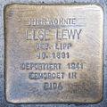 Stolperstein Else Lewy by 2eight 3SC1378.jpg