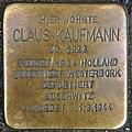 Stolperstein Geldern Hartstraße 02 Claus Kaufmann.jpg