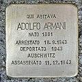 Stolperstein für Adolfo Armani in Gorizia.jpg