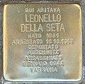 Stolperstein für Leonello della Seta (Rom).jpg