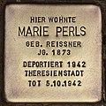Stolperstein für Marie Perls (Cottbus).jpg