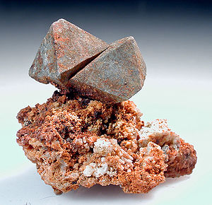 Stolzite - Darwin District, Inyo Co, California, USA.jpg