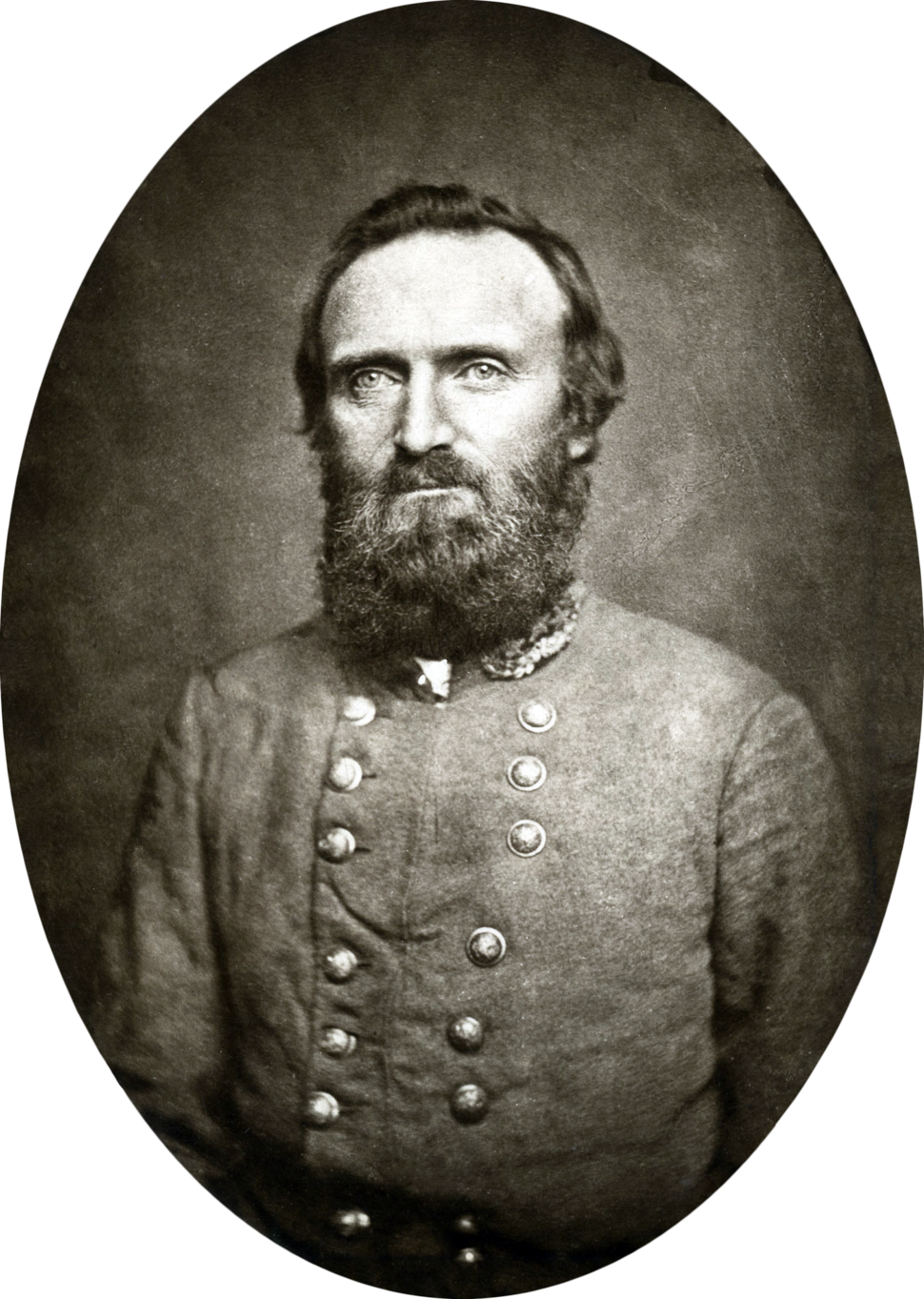 Stonewall Jackson by Routzahn, 1862