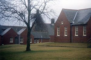 Stoneyetts Hospital - Stoneyetts Hospital grounds, 1992