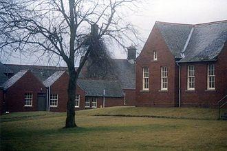 Stoneyetts Hospital - Stoneyetts Hospital grounds, 1992