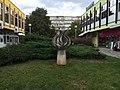 Strašnice, Skalka, sculpture.jpg