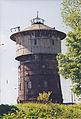 Stralsund, Bahnhof, Turm (2006-06), by Klugschnacker in Wikipedia.jpg