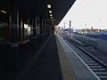 Stratford station Overground new platform 1 look west2.JPG