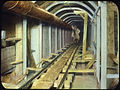 Strawberry Valley Project - Tunnel, timbered section - Utah - NARA - 294715.jpg