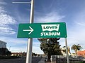 Street Sign to Levi's Stadium 2019-01-30 080500.jpg