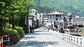 Street in Unazuki Onsen 20180505b.jpg