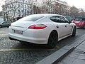 Streetcarl Porsche panamera matte white (6500796525).jpg