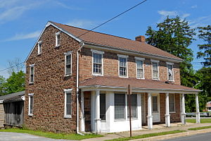 Conewago Township, York County, Pennsylvania - House in Strinestown