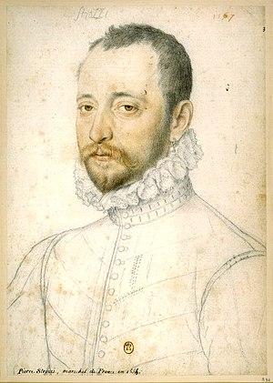 Filippo di Piero Strozzi - Image: Strozzi philippe