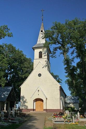 Strzelno, Pomeranian Voivodeship - Church