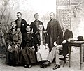 Students in the Greek School in Neveska with their teacher.jpg