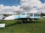 Su-35 (701) at Central Air Force Museum pic1.JPG