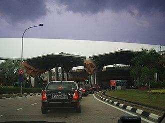 Iskandar Puteri - Sultan Abu Bakar Complex