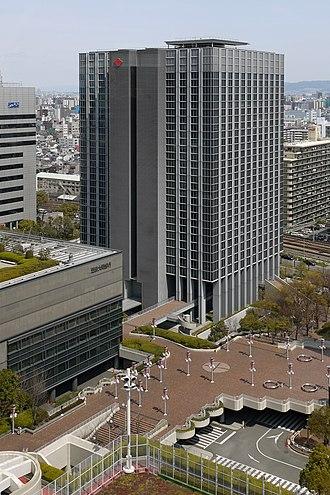 Sumitomo Life - Headquarters of Sumitomo Life Insurance Company in Chuo-ku, Osaka