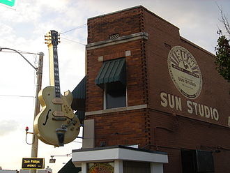 Sam Phillips - Sun Studio, 706 Union Avenue, Memphis