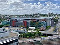 Suncorp Stadium, Brisbane seen from the top of 135 Coronation Drive, in March 2019.jpg