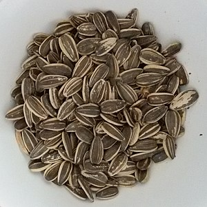 Sunflower seed - Image: Sunflowers seeds food