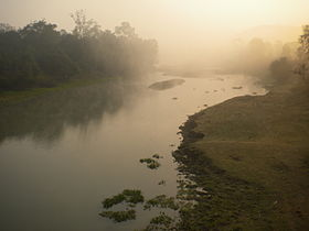 Sunrise at Kaziranga.JPG