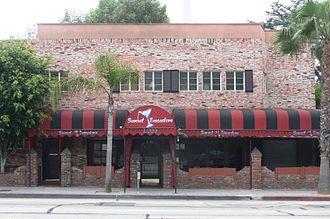 Trocadero (Los Angeles) - Sunset Trocadero
