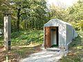Surlari Geomagnetic Observatory, Underground recording laboratory.jpg