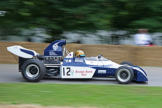 Surtees - Image: Surtees TS9B Goodwood 2008