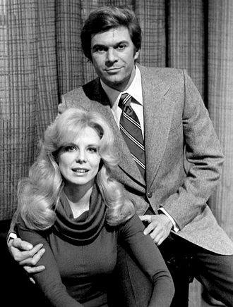 Alice Matthews Frame - Alice (as played by Susan Harney) and her second husband, Ray Gordon, 1977.