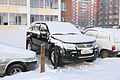 Suzuki Grand Vitara with block heater.JPG