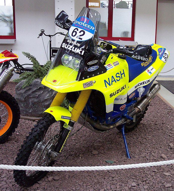 Suzuki Dr Dakar