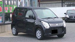 Suzuki WagonR MH34S 0280