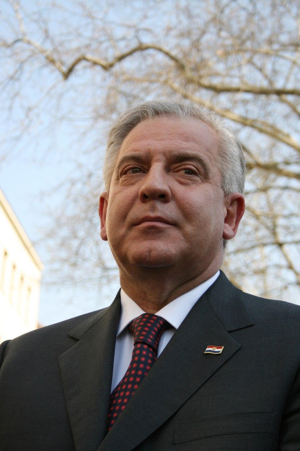 Svecanost podizanja NATOve zastave Zagreb 67