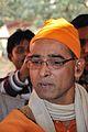 Swami Yugeswarananda - Tapan Maharaj - Kolkata 2012-01-21 8537.JPG