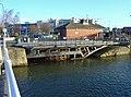 Swing Bridge, Railway Dock, Hull - geograph.org.uk - 1772933.jpg