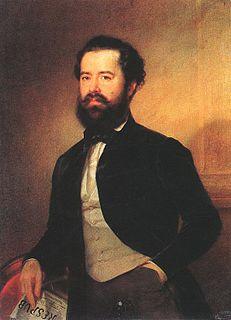 Bertalan Szemere Prime Minister of Hungary