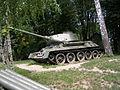 T-34-85M2 tank in Zamość.jpg