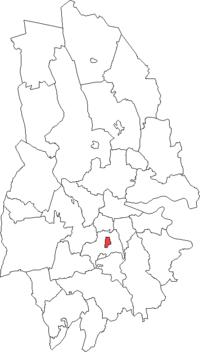 Kumla by i Örebro amt