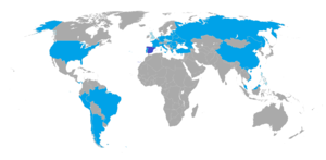 Your Face Sounds Familiar - Countries that have their own versions of Your Face Sounds Familiar