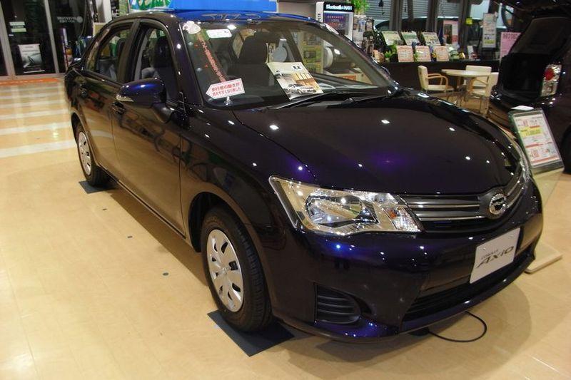 NEW TOYOTA COROLLA AXIO E160