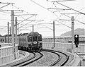 TRA EMU605 approaching Zhuzhong Station 20120815.jpg