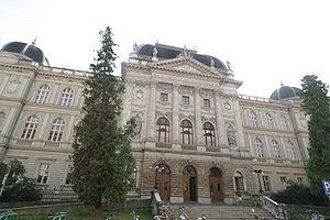 Graz University of Technology - Image: TUG Alte Technik 1