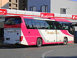 Takushoku bus O200F 0184rear.JPG